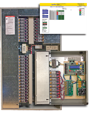 LynTec RPCR Relay Panel Brings Intelligent Circuit Control and Monitoring to Retrofit Applications