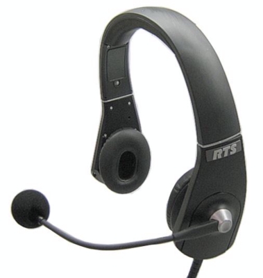 RTS Intercom Systems introduces new MH series headsets at IBC 2010