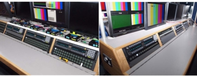 RTS/TELEX intercom systems on board the world's first 3D OB truck