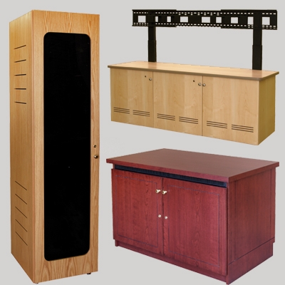 Custom Cladding Kits For Metal Racks