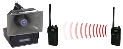 AmpliVox Introduces Radio Hailers That Maximize Emergency Management
