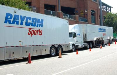 Raycom Sports Archives with Sony Optical Disc