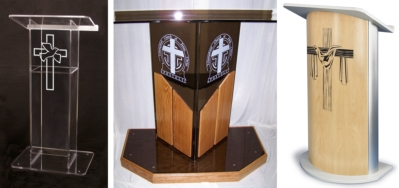 Delivering the Message: New Options for Lecterns and Sound Products for Your House of Worship