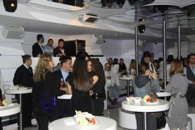 Istanbul, Turkey's Newest Nightclub, Richie,  Entertains with One Systems Speakers