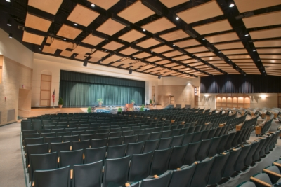 Ridley High School Upgrades Auditorium Audio