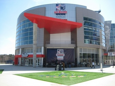 "Patriot Place to ""Rock the Plaza"" with EV"