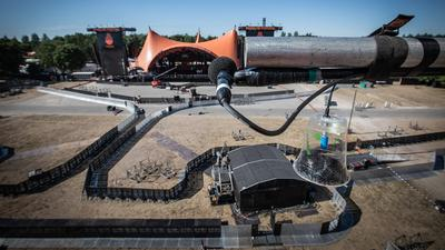 "Roskilde Festival Offers a Rare ""Laboratory"" for Meyer Sound Research"