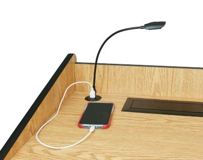 New AmpliVox Lectern Accessories for Presentation Effectiveness and Convenience
