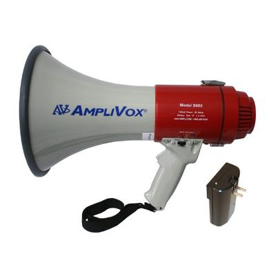 AmpliVox Megaphone Donation Supports California Firefighters