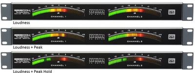 Sescom Unveils Professional Broadcast Audio Reference VU Meter