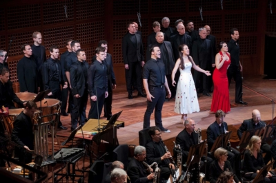 "LECTROSONICS WIRELESS TECHNOLOGY INTEGRAL TO SAN FRANCISCO SYMPHONY RECORDING OF ""WEST SIDE STORY """