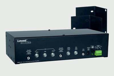 New Sound Masking Generator with 25W Amplifier