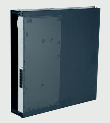 New Low-Profile, Side-Mount Wall Rack for Networking