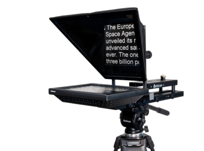 AUTOCUE STARTER SERIES LITE PROMPTERS MAKE WORLD DEBUT AT NAB