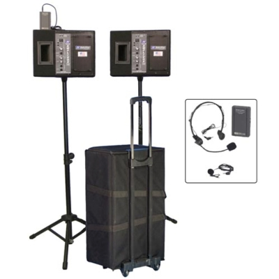 Carry Your Message to Every Listener with Versatile Sound Systems from AmpliVox