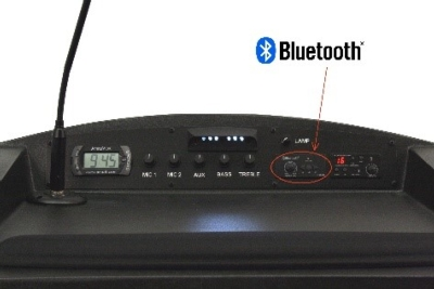 AmpliVox Portable Sound Systems and Lecterns Now Stream Music  with Wireless Bluetooth™ Connectivity