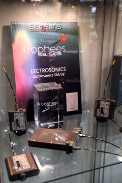 LECTROSONICS WINS AT SATIS