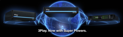 NewTek Unveils Transformed 3Play Product Family Starting at $9,995