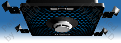 AtlasIED Sets a New Standard in Strategically Hidden Ceiling Loudspeakers