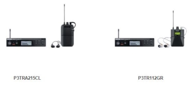 Shure PSM® 300 Stereo Personal Monitor Systems Now Available