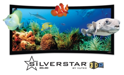 Vutec Introduces SilverStar 3D-P at CEDIA EXPO 2011