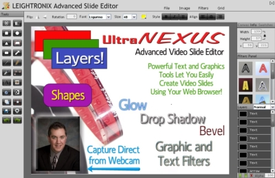New Advanced Video Slide Editor Makes Content Creation and Contribution Effortless