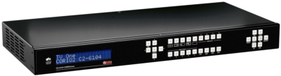 TV One Debuts New DVI-I Multiviewer at InfoComm 09