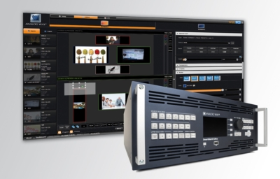 Analog Way exhibits SmartMatriX Ultra, a new Multi-Screen Seamless Switcher at NAB Show 2013 – Booth #SL4229