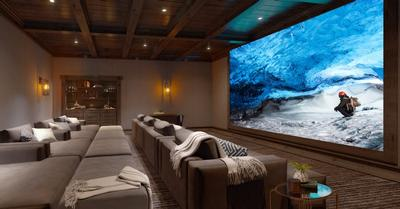 Sony Electronics Brings 16K-capable Display System to Consumers' Living Rooms with Crystal LED Residential Solutions