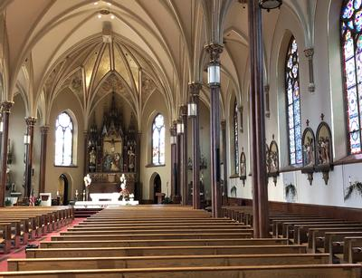 Effects Unlimited Chooses Community Loudspeaker Solution for St. Nicholas, Wilkes-Barre