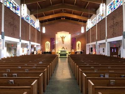 Community Loudspeakers Chosen for Quality by Church of St. Bridget