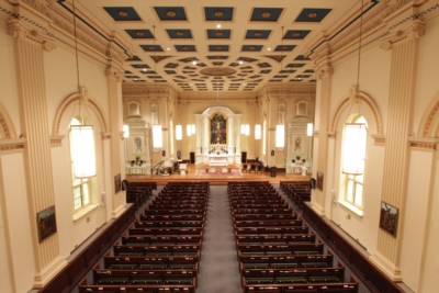 St. John the Evangelist Church Gains Intelligibility with New Sound System