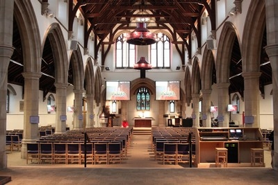 Electro-Voice NetMax Precision Processing for St Albans Church