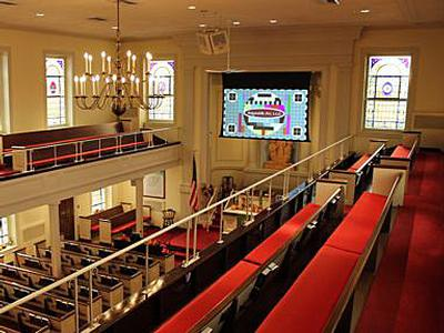Eiki Projection Technology Brings Clarity of Message to St. Paul's Wolf's Evangelical Covenant Church