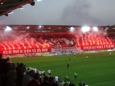Electro-Voice and Dynacord set the tone in the new stadium of Hallescher FC