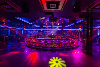 Electro-Voice loudspeakers power DJ and live performances at Club Next, Trinidad