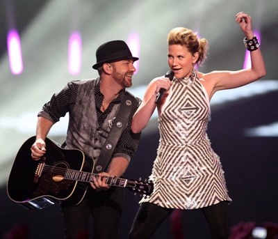 SUGARLAND SWEET ON SENNHEISER