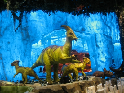 T-Rex Restaurant at Downtown Disney in Orlando