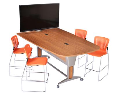 Spectrum Introduces New Optio Collaboration Tables