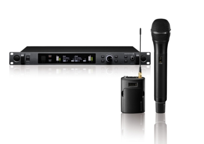 The new TG 1000 digital wireless microphone system from beyerdynamic.