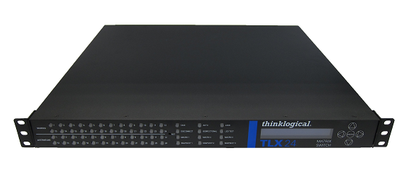 Thinklogical Introduces Compact and Flexible 24-Port 10G Hybrid KVM Matrix Switch at IBC 2016
