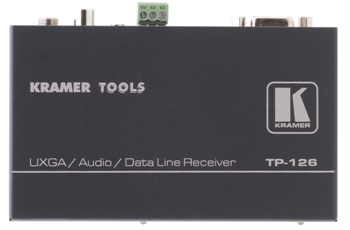 Kramer Introduces New Twisted Pair Transmitter and Receiver