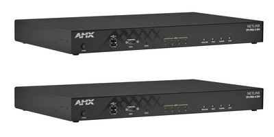 AMX INTRODUCES NEW DVI VERSION OF SUCCESSFUL TOTAL PRESENTATION INTERFACE PRODUCT LINE