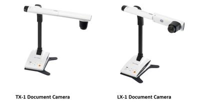 ELMO Has Reinvented the Document Camera