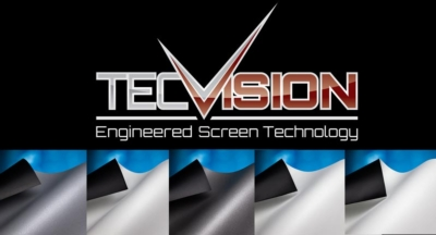 Draper Introduces New Engineered Screen Technology - TecVision