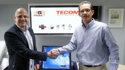 Tecom Electronics Signs a Distribution Agreement with Modul IT in Europe