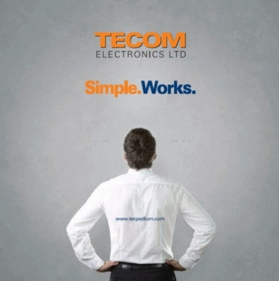 Tecom Electronics Publishes a New TecPodium AV Classroom Lecterns & Podiums Brochure