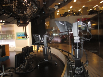 Telemetrics Demonstrates Flagship TG3 TeleGlide®  Camera Track System at IBC
