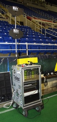 Telex RadioCom upgrades for FARGODOME & NDSU