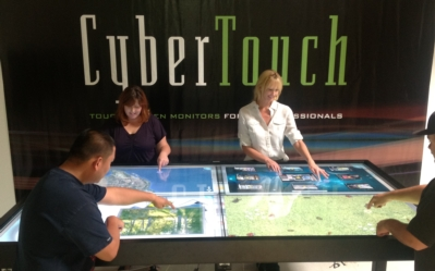CyberTouch to be Featured in Christie Solutions That Rock Show